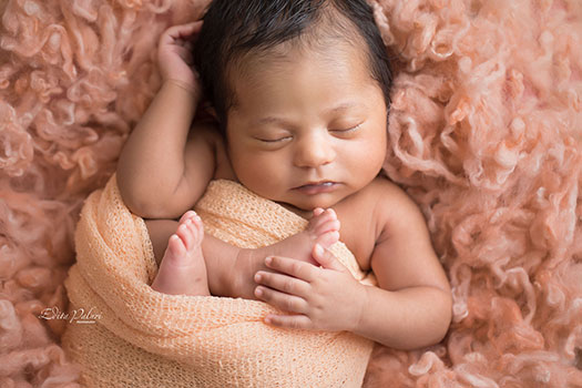 Newborn portfolio Pune